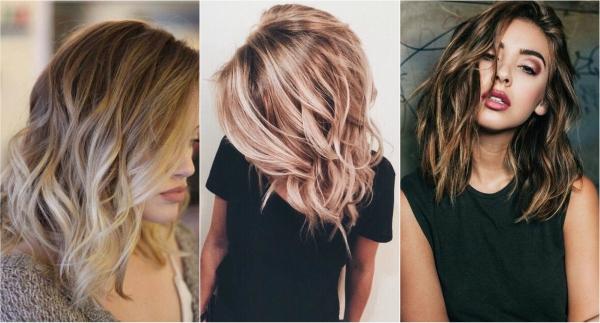Taglio adatto a capelli fini